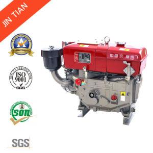 휴대용 단 하나 실린더 디젤 엔진 (RZ180)