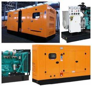 De reserve Diesel van Ouput 110kVA 88kw Cummins 6bt5.9-G2 Elektrische Uitvoer van de Generator naar Doubai