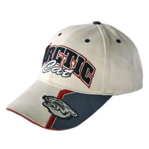 2018년 자수 좋은 품질 모자, 적합하던 100%년 면 야구 모자, 주문 모자, 100% 무거운 솔질된 면 능직물 모자