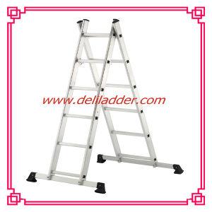 足場Ladder/Aluminumステップ多目的梯子