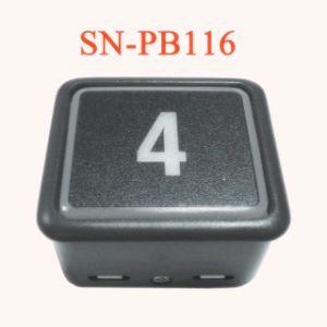 Fluggast Elevator Call Button für Hitach (SN-PB116)