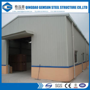 Almacén de la Oficina de dos pisos de las estructuras de acero