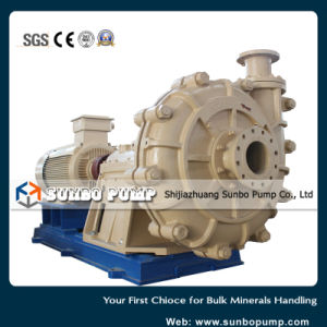 Fábrica de China centrífugo de alta presión de la bomba de lodo