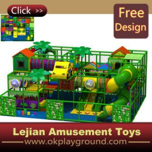 Ce terrain de jeux intérieur de la conception de l'aventure Soft Play (T1239-2)
