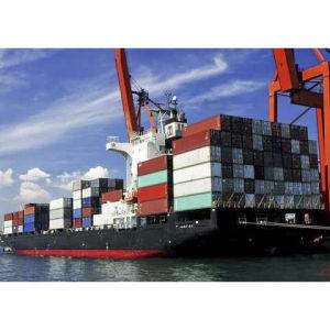 中国からのジブチへの海洋の出荷かモンバサまたはダルエスサラームまたはナイロビ