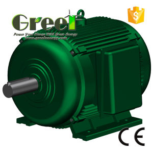 900rpm de Permanente Generator van de Magneet voor Wind en HydroTurbine