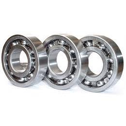 Rodamiento de bolas de ranura profunda de la serie 6000 Serie 6200 Serie 6300 Rodamiento de bolas