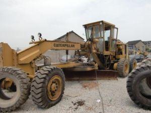 16g Used Caterpillar Motor Grader 160g Construction Equipment da vendere