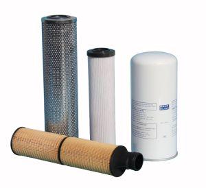 Compressor de ar de parafuso Compair equivalente do filtro de óleo de peça 11381974