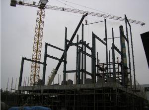 Workshop di /Steel della fabbrica della costruzione di /Steel della costruzione della struttura d'acciaio/magazzino prefabbricati (XGZ-343)