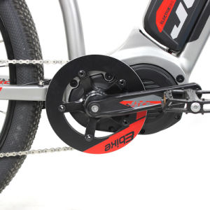 Bicicleta eléctrica com Bafang Ultrasystemg 510 48V 500W Motor Médio