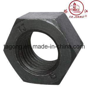 DIN555 écrous hexagonaux