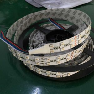 PWB flessibile 5050SMD Addressable RGB LED Strip di 12V White