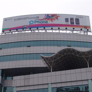 Publicités extérieures transporteur et Trivision murale Billboard pour OEM