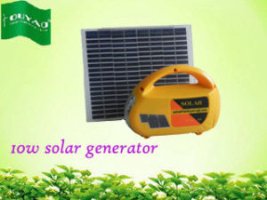 太陽多機能の発電機システム