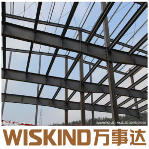 Estructura de acero prefabricada edificio alto de Australia