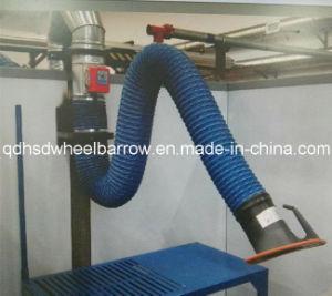 Braccio dell'estrazione del vapore per protezione dell'operaio della saldatura della fabbrica
