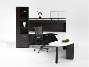 Haut de la qualité bureau exécutif bureau en bois moderne sz