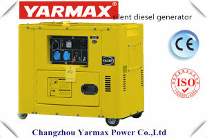 Конкурентоспособная цена Ym4000t генератора Disel высокого качества Yarmax 2.8kVA 3.5kVA портативная