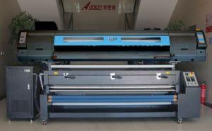 Macchina di stampaggio di tessuti di sublimazione della stampante della tessile di sublimazione della tintura di ampio formato