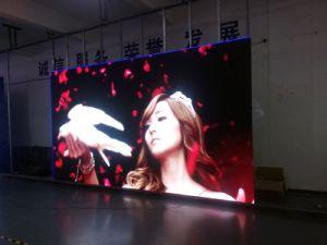 640*640mm Super Slim Location d'intérieur plein écran LED de couleur