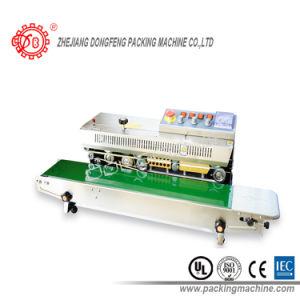 Machine de bande d'étanchéité de sac continu (DBF-770W)