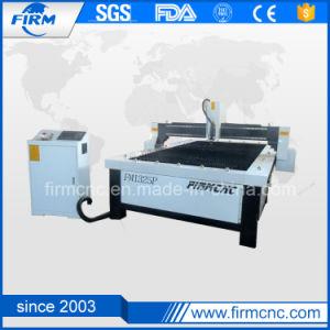 Alta precisión y velocidad de corte de metales la cortadora de plasma CNC