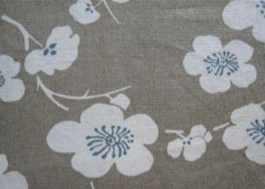 Pur lin Imprimer Sofa Fabric (HL-003)