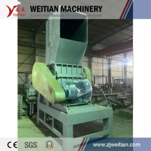 Augmentation de la hauteur forte puissance concasseur en plastique d'une meuleuse