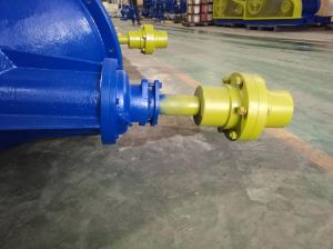 Elektrische versenkbare axiale Mischfluss-Wasser-Pumpe