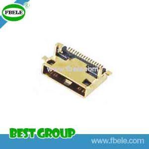 소형 USB/Plug/for 케이블 Ass'y USB 연결관 Fbmusb16-102