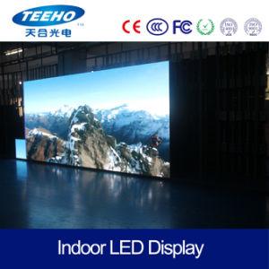 Afficheurs à LED intérieure pleine couleur pour installation fixe P7.62