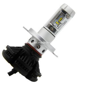 6500k自動LEDのヘッドランプのためのX3車H4 9003 Hb2 LEDのヘッドライトの球根50W 6000lm LED車ライトの車スタイルを作ること