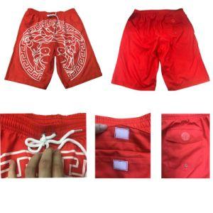 Shorts caldi della spiaggia della scheda di vendita con il prezzo all'ingrosso