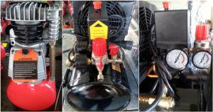 セリウムRoHSは2HP 1.5kw 25Lの直接運転された空気圧縮機を承認した