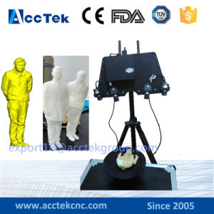 Scanner poco costoso di CNC 3D di alta precisione per la macchina di CNC
