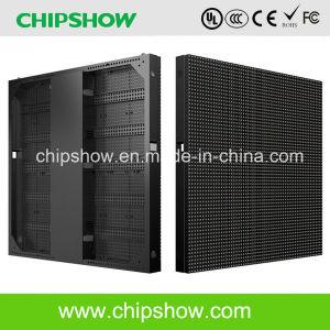 Publicité de plein air Chipshow pleine couleur P16 Affichage LED de ventilation
