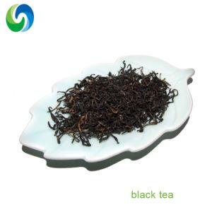 El suministro directo de fábrica grandes hojas secas de té negro té Slim