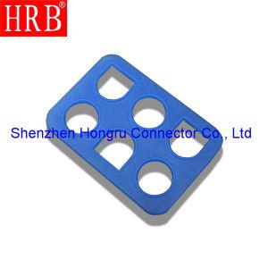 Водонепроницаемый герметичного разъема блока 6,35 мм