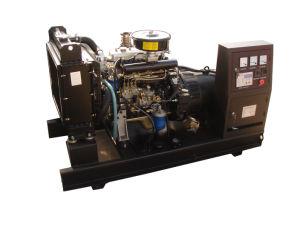 Quanchai(Motor) Powered conjunto gerador diesel Prime 37,5KVA - 45KVA
