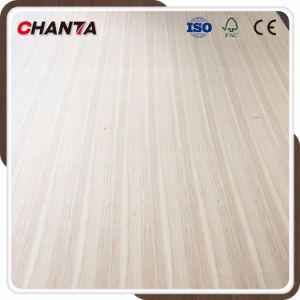 Teakholz-Furnier-Blatt von der Chanta Holz-Fabrik