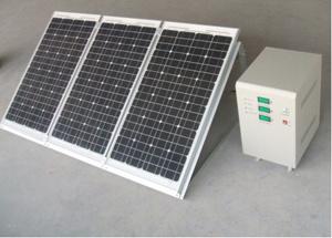 Js-300w Panel Solar System ( Sistema de Energía Solar Fotovoltaica Energía Solar / System / Sistema de Energía Solar
