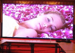 P6 à l'intérieur d'affichage vidéo couleur LED