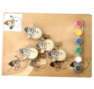 Arte moderna bebê brincar Brinquedos de pintura