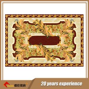 De zaal Opgepoetste Tegel van het Tapijt van het Porselein met Goedkope Prijs (BDJ60498)