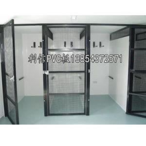 Isolation thermique, élimination du bruit et le choc de l'élimination des matériaux de construction en PVC