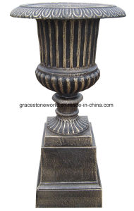 Venda a quente de ferro fundido Flower Pot