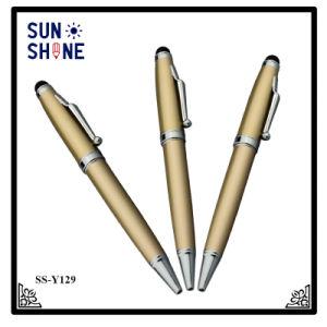 최신 판매 선전용 첨필 펜 접촉 스크린 금속 펜