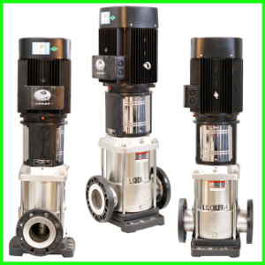 Le drainage urbain Multi-Stage verticale de la pompe pompe centrifuge
