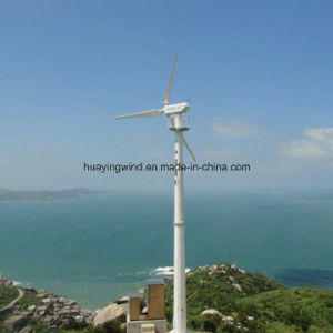 30kw Variable Pitch Wind Generator mit Cer, MCS Certificate